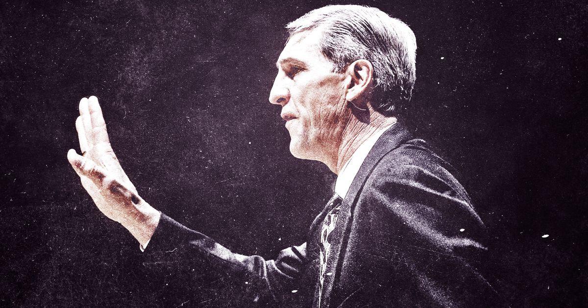 RIP!NBA傳奇名帥Sloan去世,曾執教爵士23年被譽為「教父」!-籃球圈