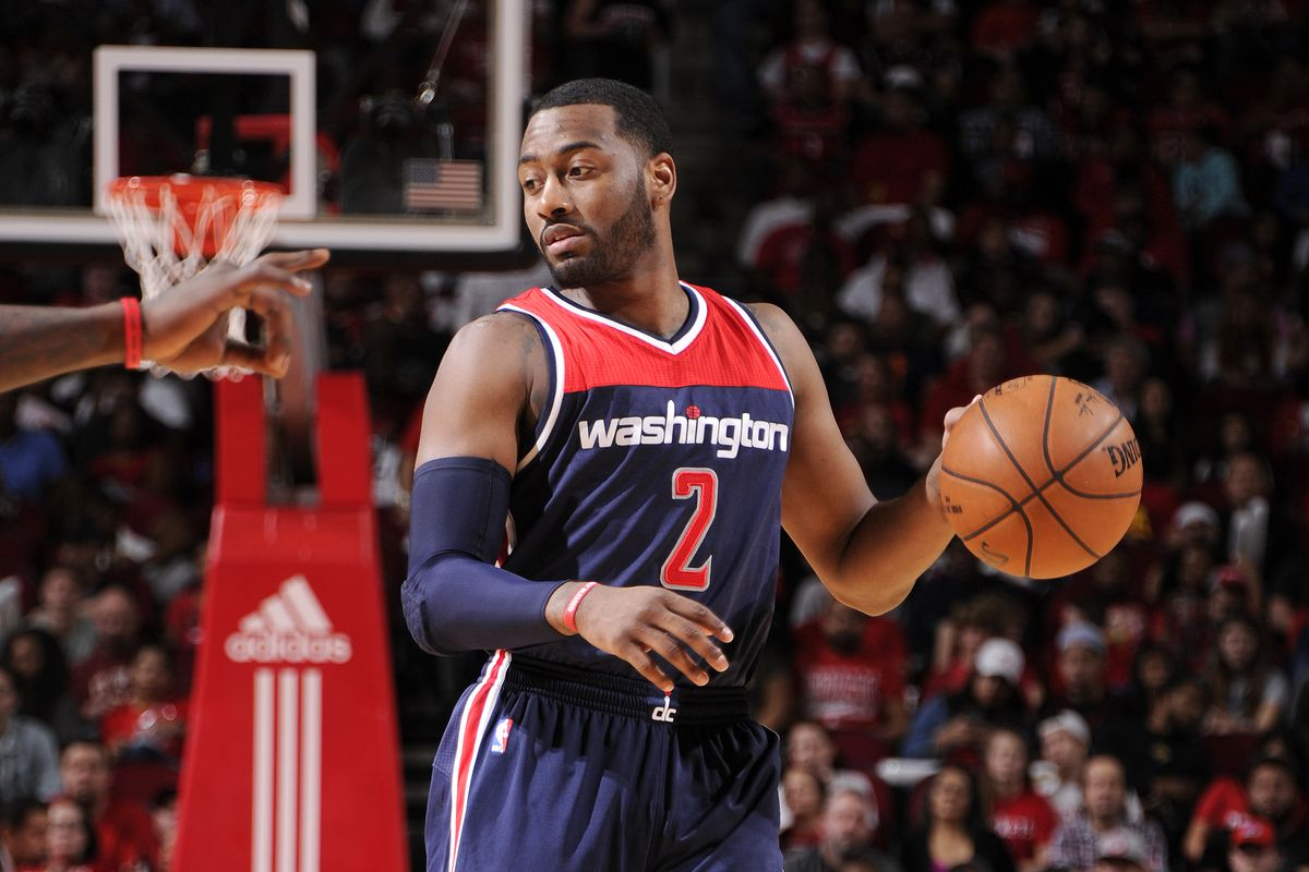 low priced 363ac b1129 John Wall finishes 7th among East guards in first round of ...