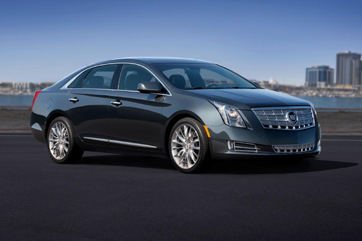 Cadillac 2013 XTS