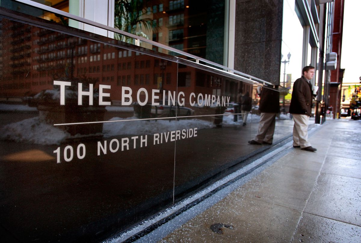 Boeing Posts 56 Million Quarterly Loss, And Its Cutting 10,000 Jobs