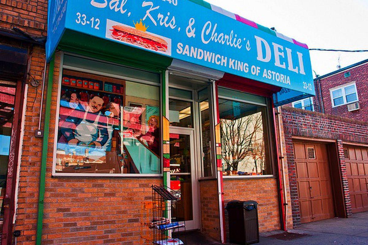 "The ""Sandwich King of Astoria"""