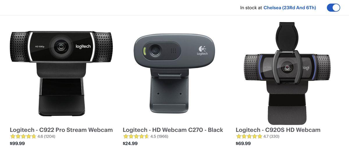 Web kameraları