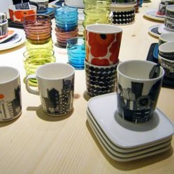 This is but a small fraction of the tableware on offer.