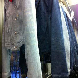 Helmut Lang denim jackets