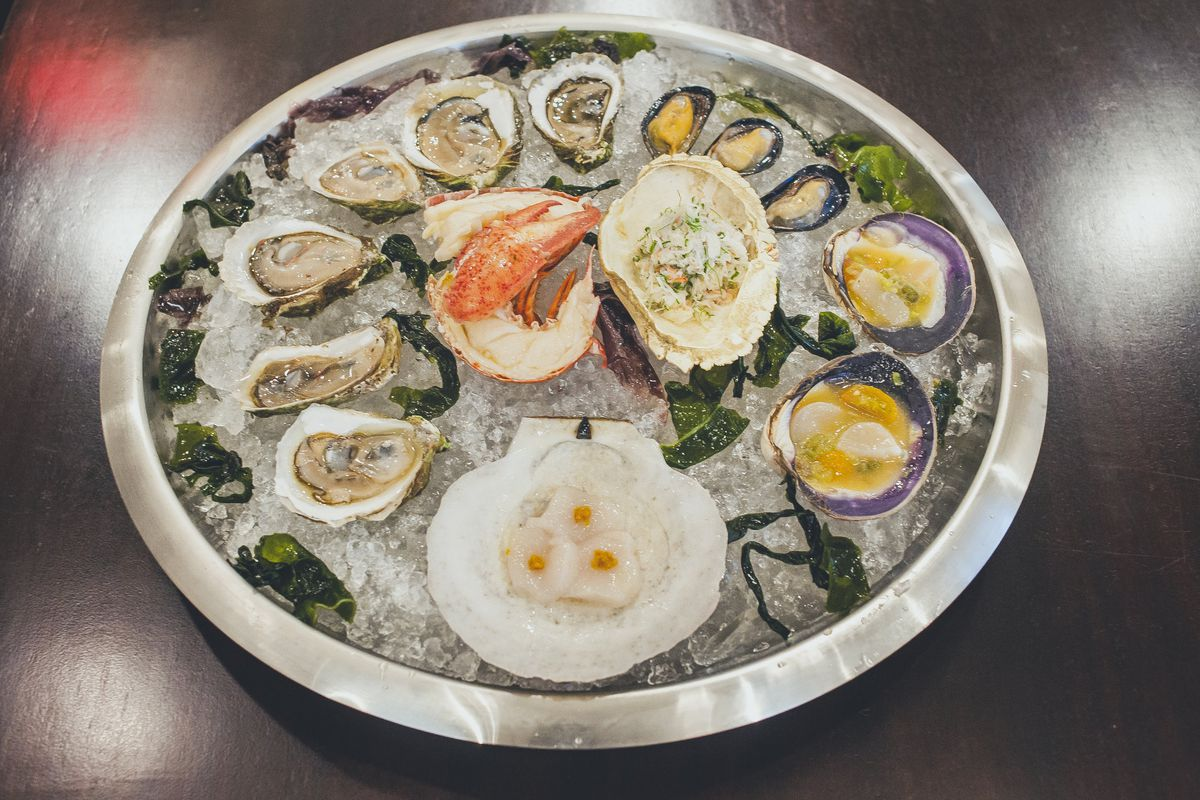 Aether Fishtown S New Seafood Restaurant Has An Opening Date