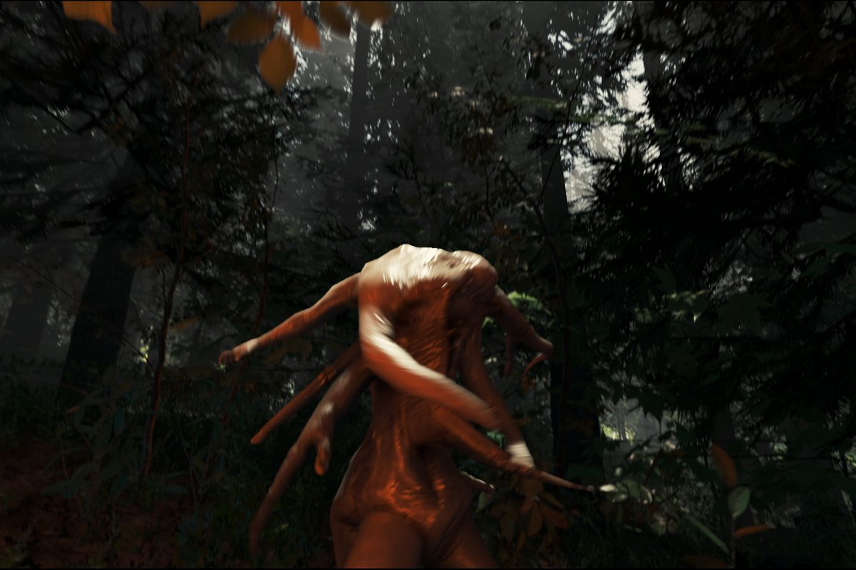 Survival horror game The Forest arrives on Steam Early