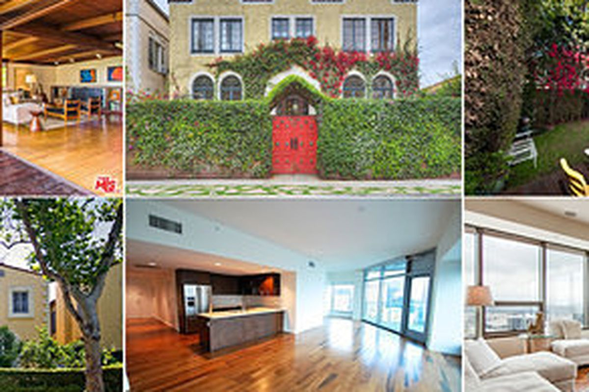10 of the most stunning rentals in los angeles on the market right