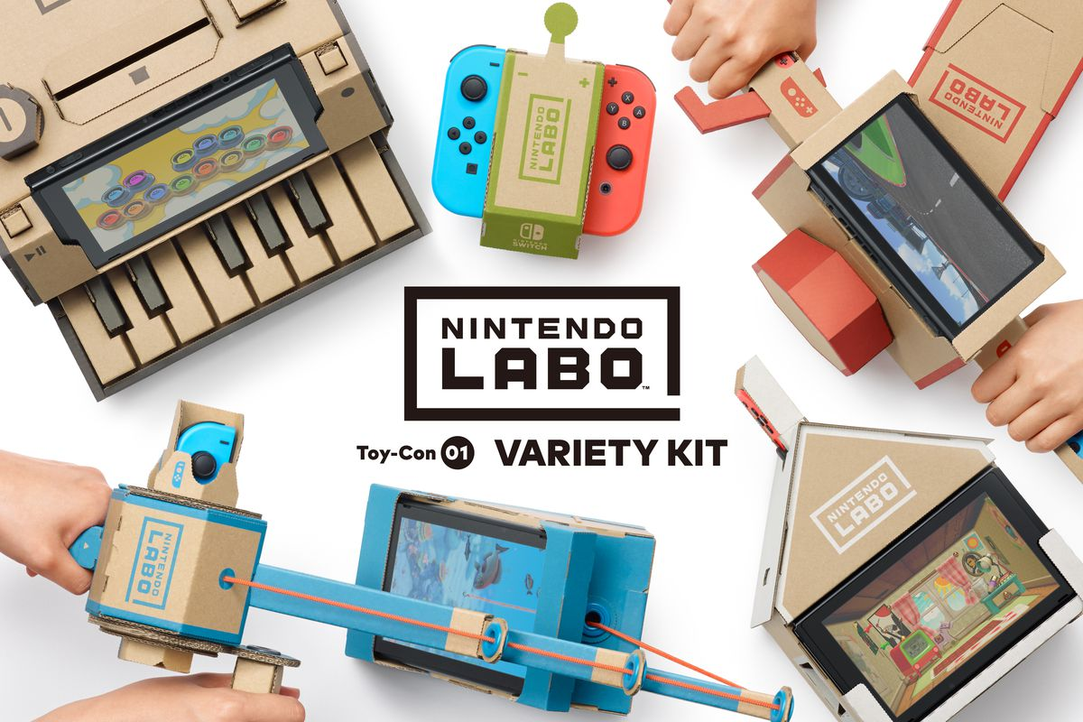 How Long Does Nintendo Labo Take To Build
