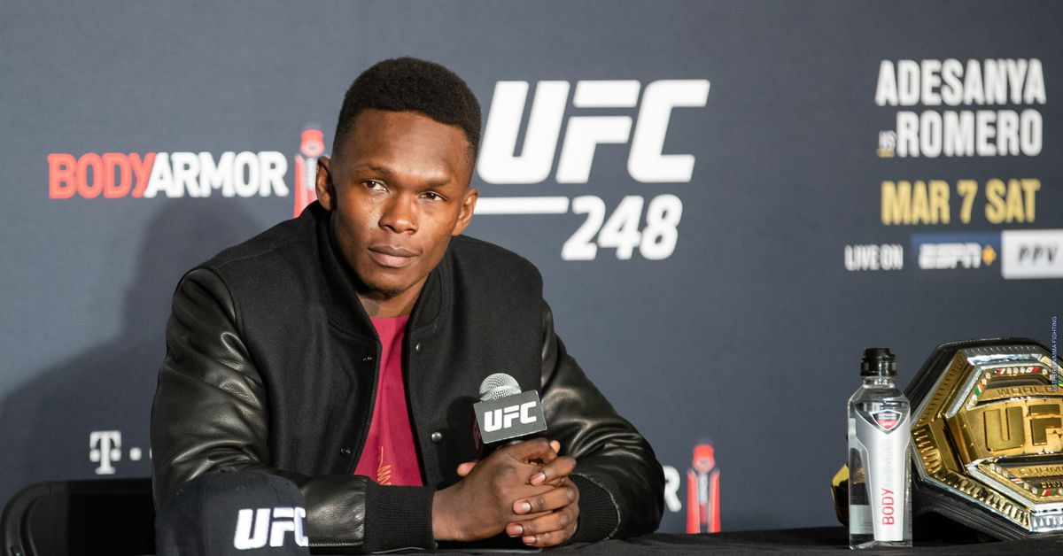 UFC 253 post-fight press conference video