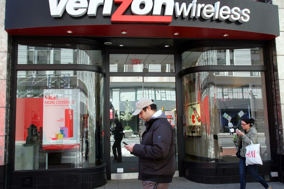 Verizon Drops Contracts and Subsidies for New Customers