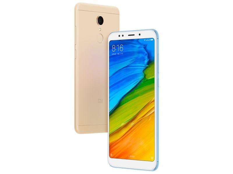 Conoce los nuevos Xiaomi Redmi 5 y Redmi 5 Plus 1