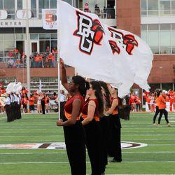 The Flag Girls