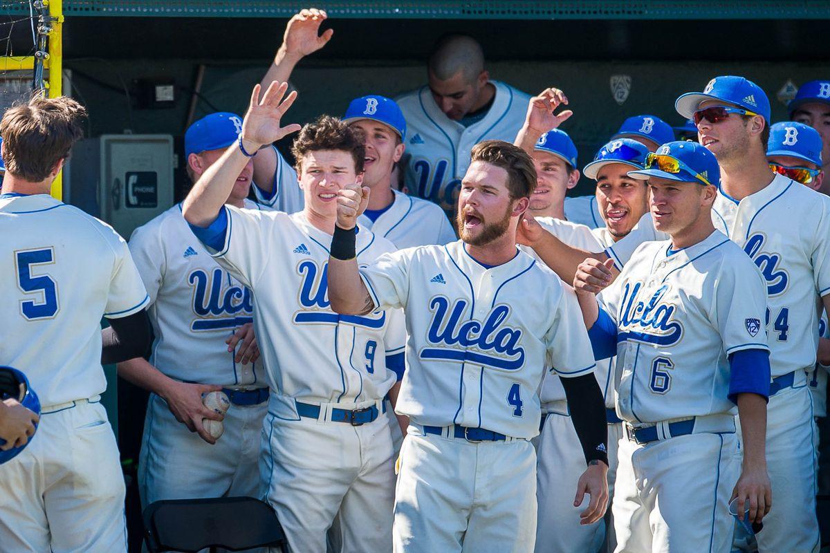 The UCLA Bruins Baseball Team