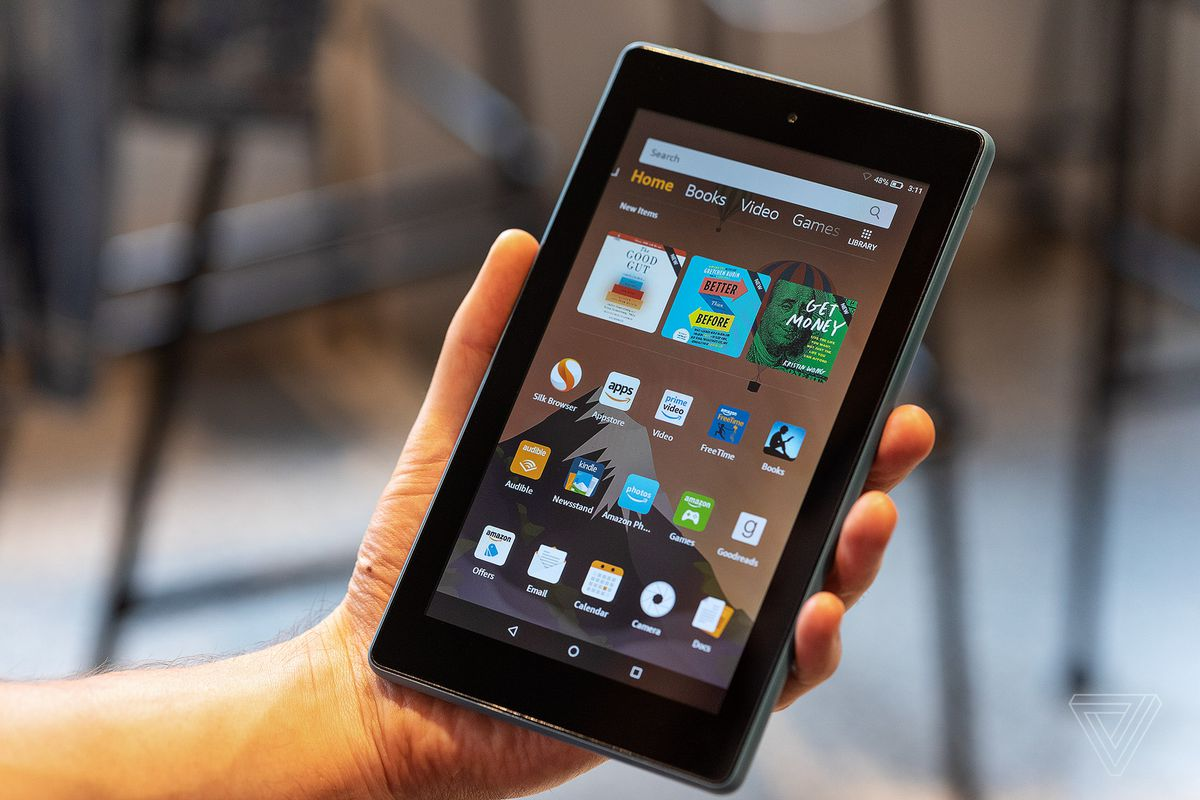 Budget tablet review: Amazon Fire 7 (2019) vs  Walmart's Onn
