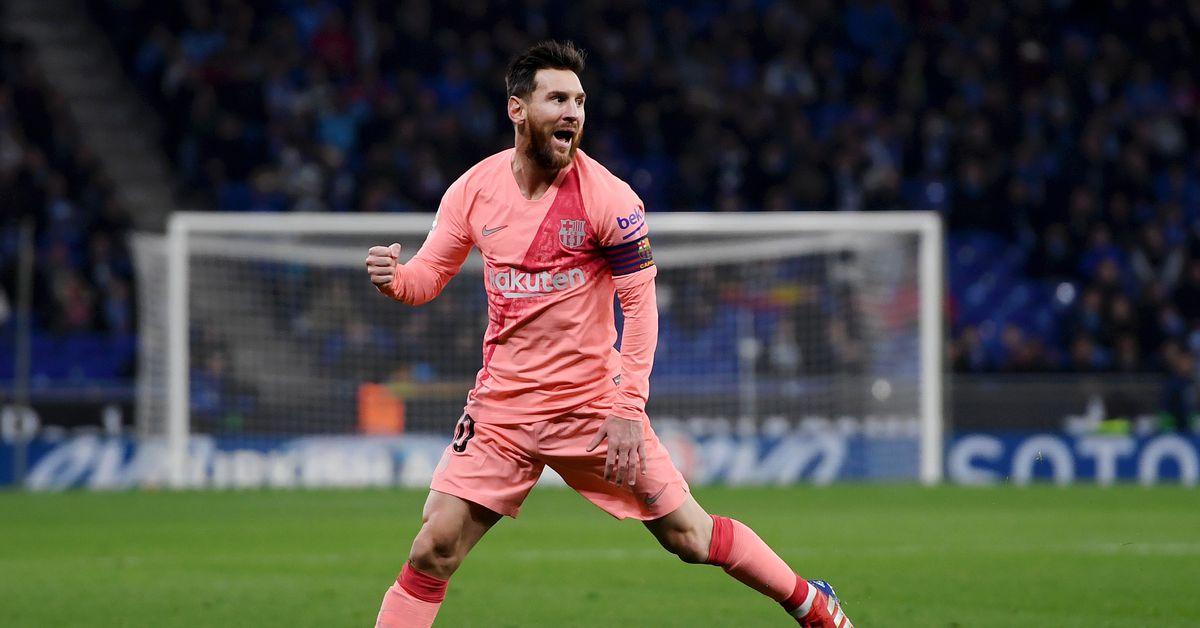 Lyon boss says 'all plans against Messi are useless' ahead of UCL clash