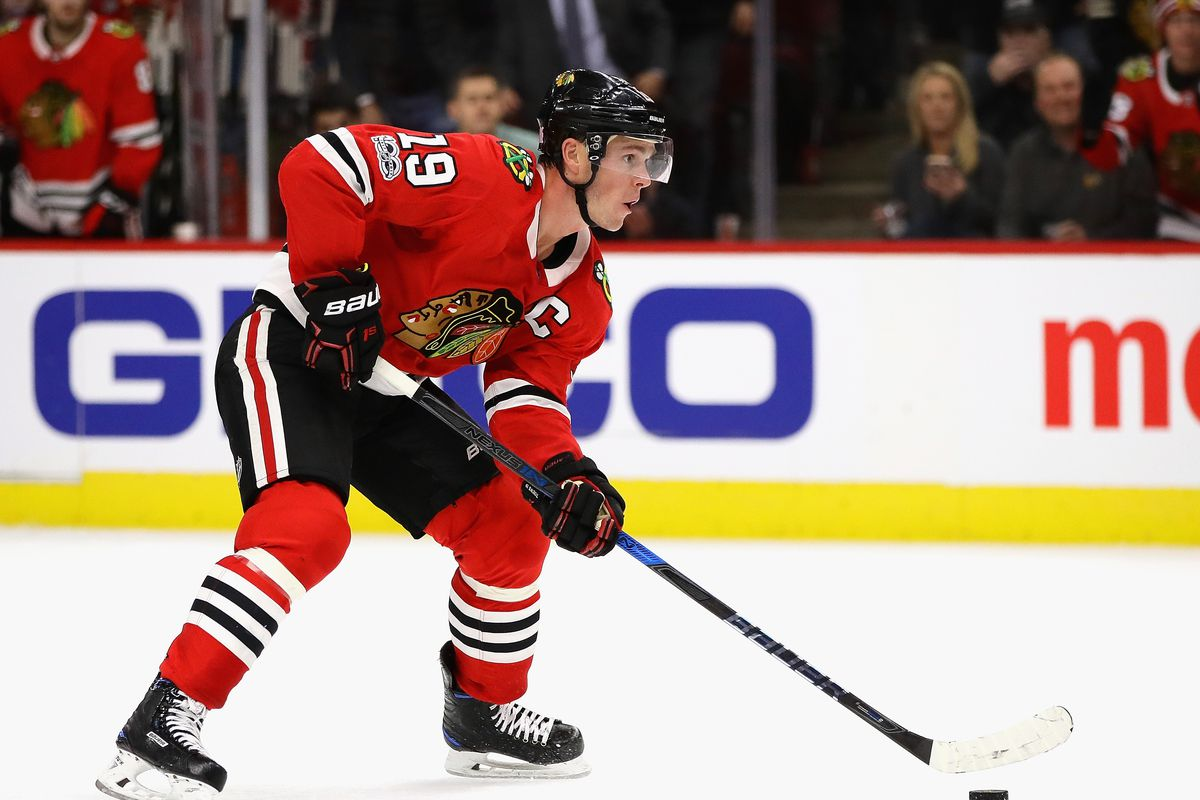 jonathan toews is nhl s highest paid player for 2nd straight year