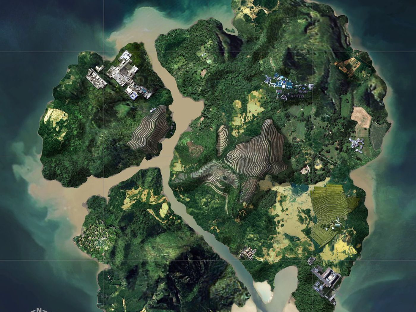 Pubg S New Smaller Island Map Is A Direct Response To The Popularity