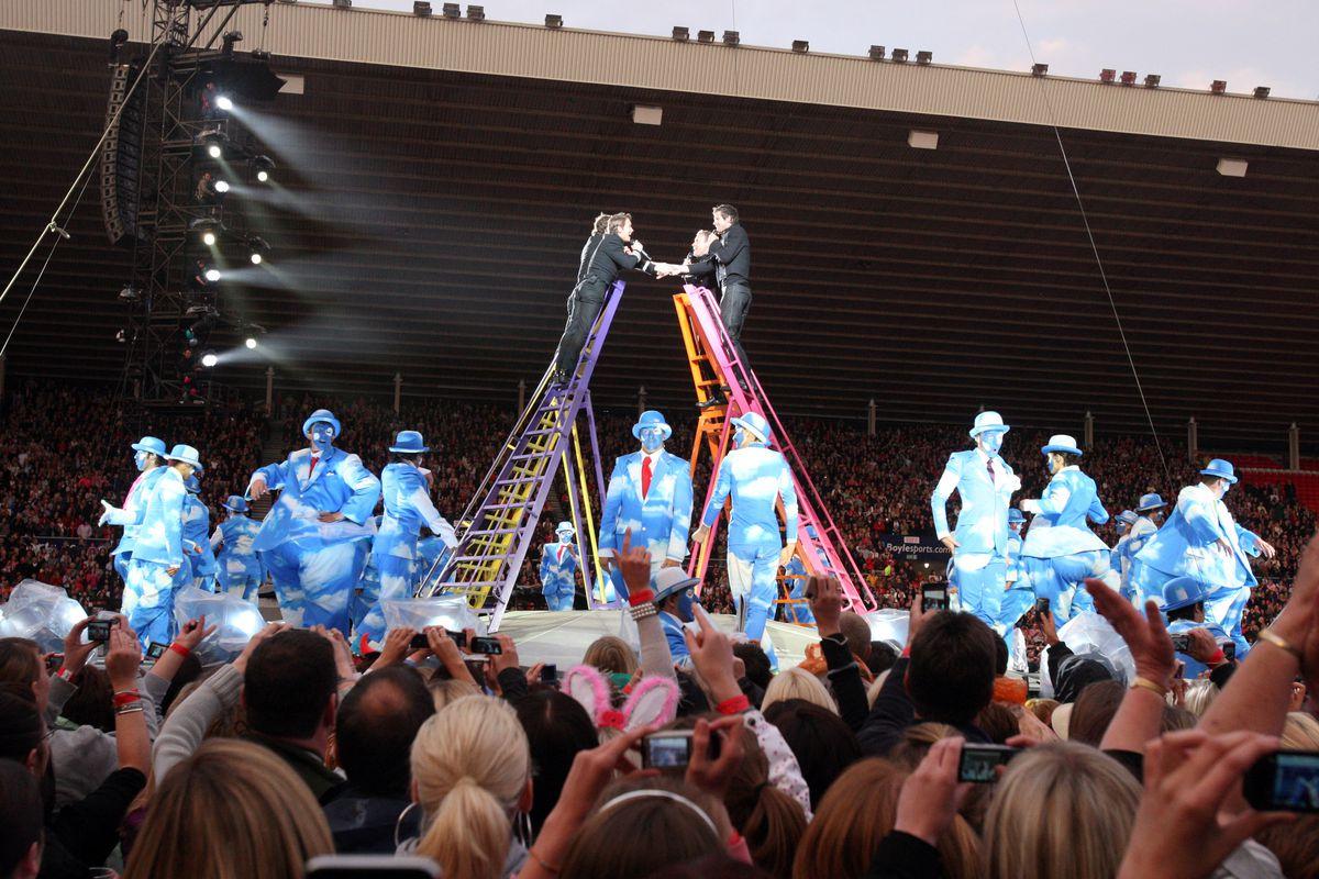 Take That Present: The Circus Tour Live - Show