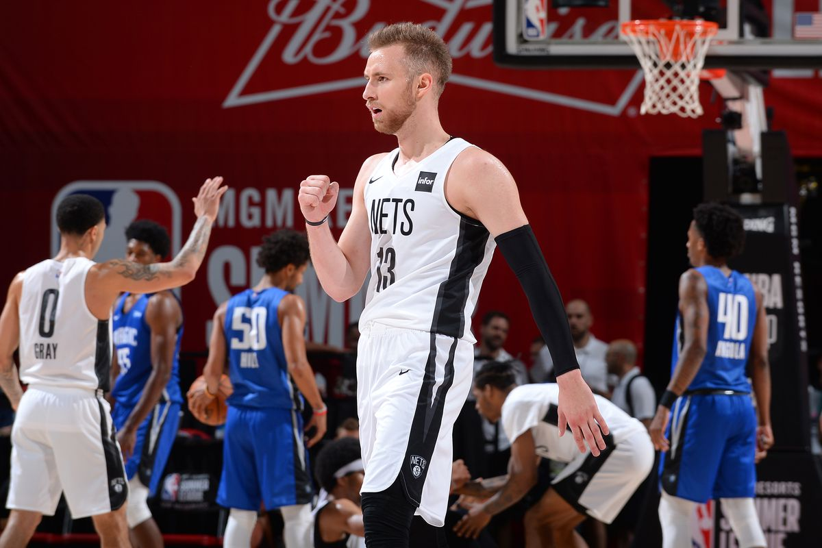 new product 6bcdd 293af Nets 3-1 in Summer League as Dzanan Musa scores 20 - NetsDaily
