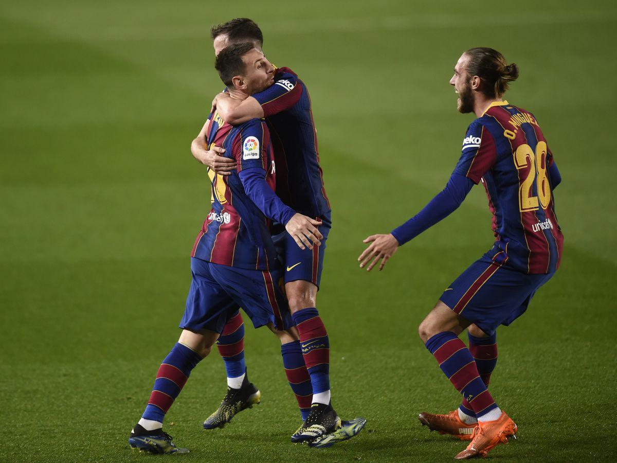 ESP: FC Barcelona - Athletic Club. La Liga Santander.