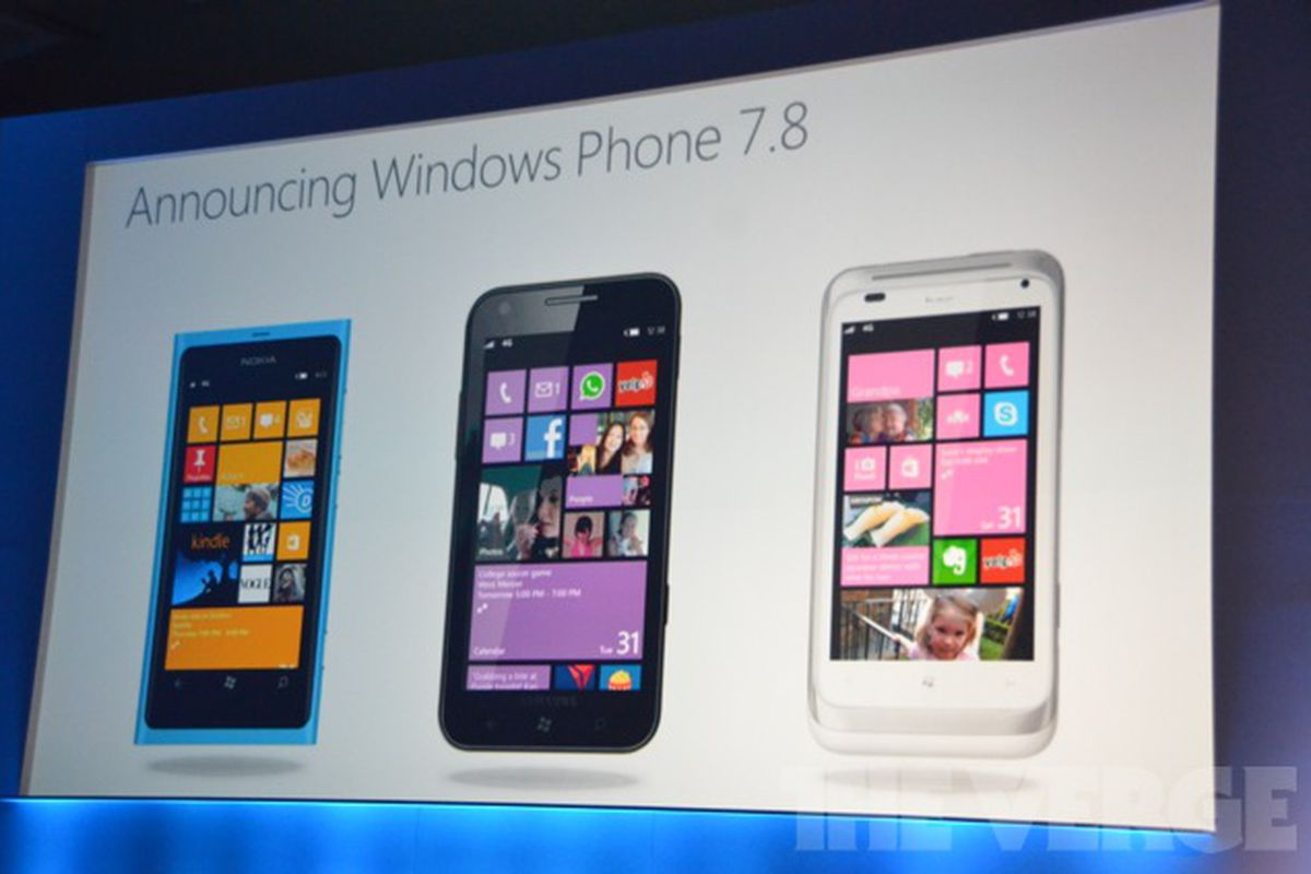 Microsoft: no upgrades to Windows Phone 8, but some ...