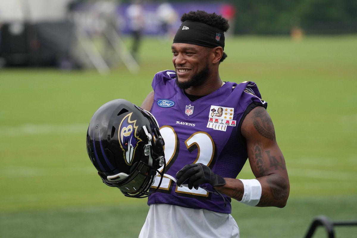 NFL: Baltimore Ravens Training Camp