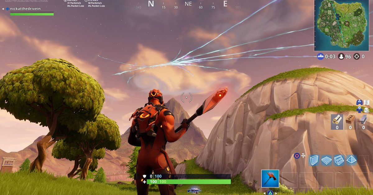 photo image Fortnite servers go down after new season launch