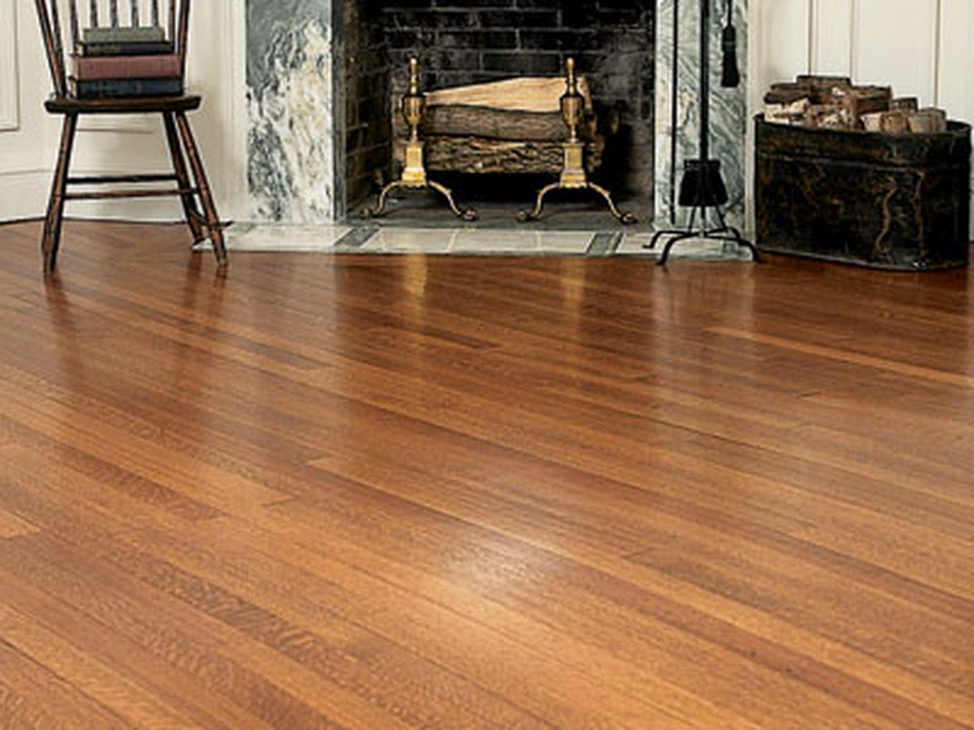 Hardwood Floor Finishing Screening