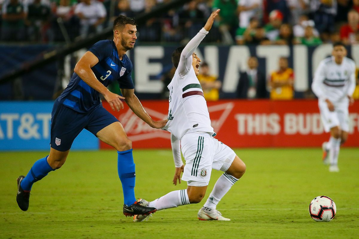 Usmnt Victorious Against Mexico In Ugly 1 0 Win Rsl Soapbox