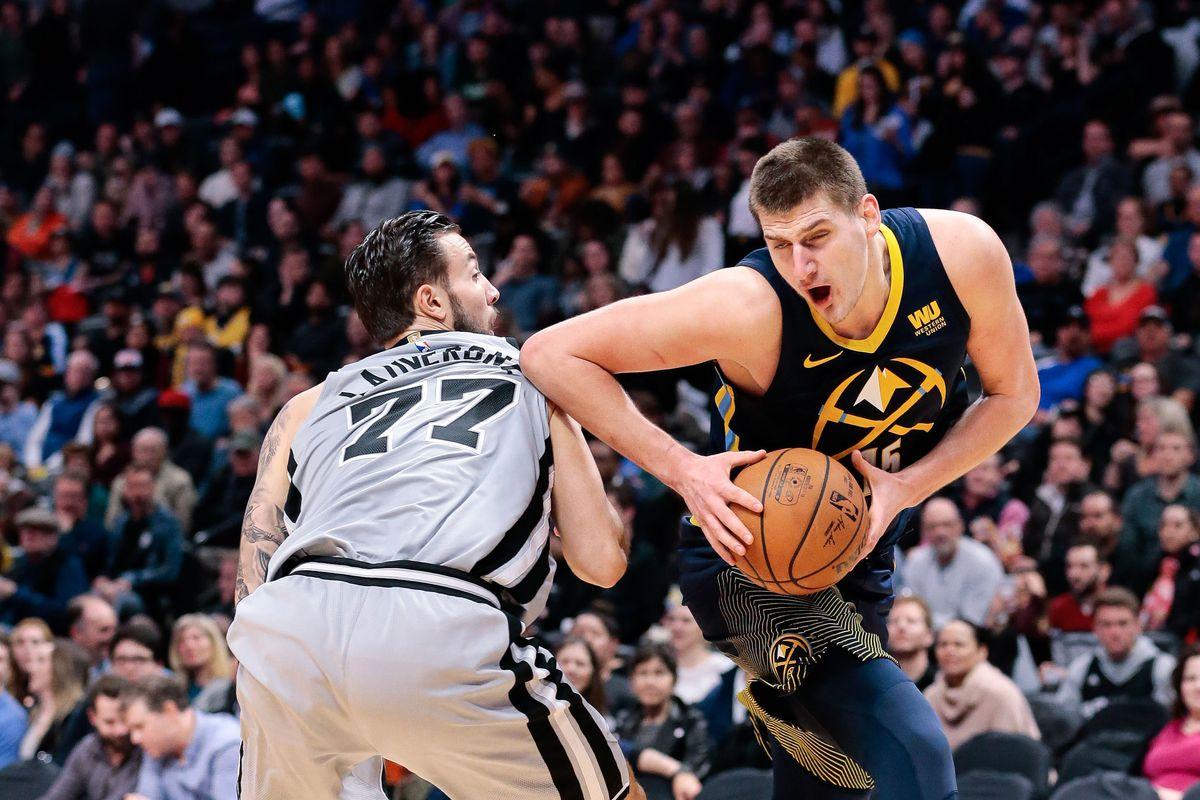 Game Preview San Antonio Spurs At Denver Nuggets
