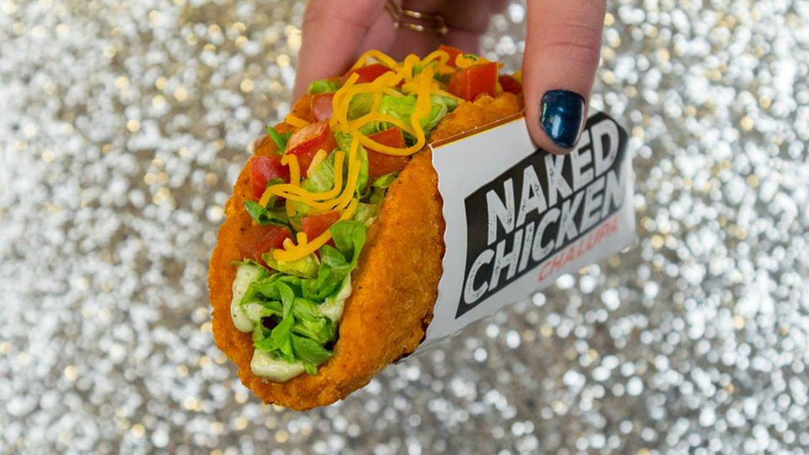 Missed the naked chicken chalupa