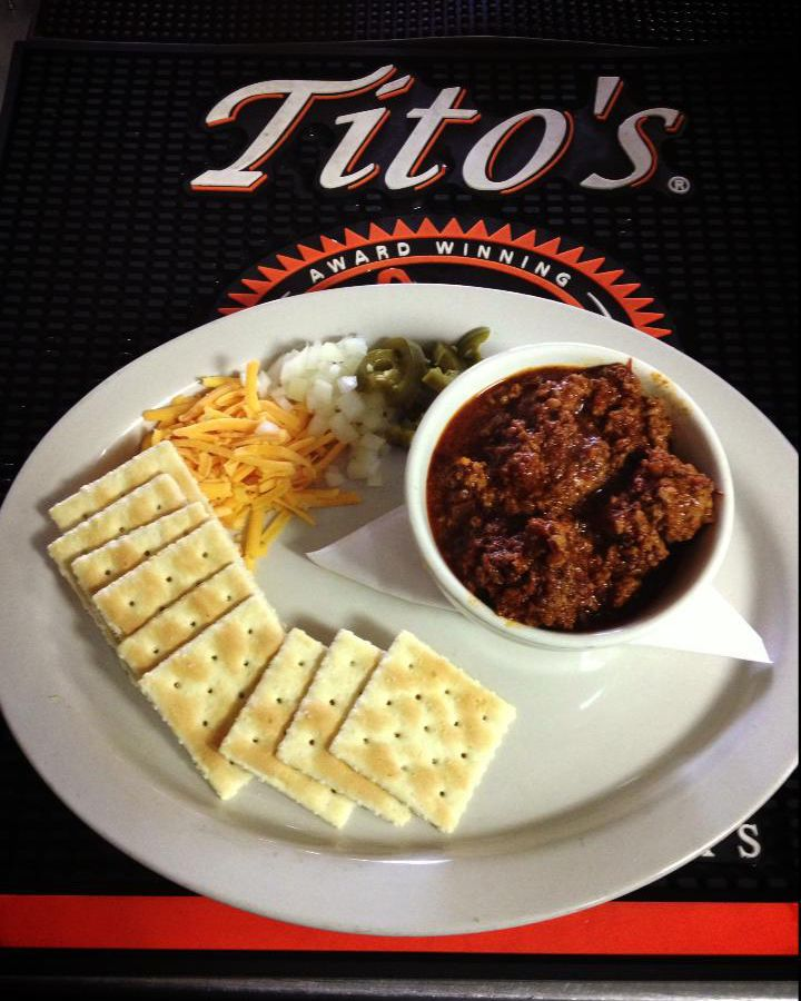 Lucy's Fried Chicken's chili