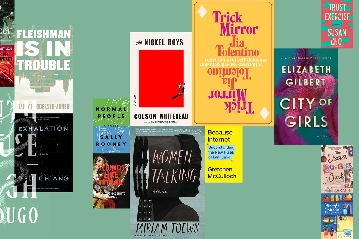 The best books our book critic read in 2019