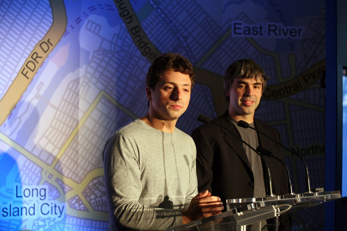Google Founders Launch Google Transit Tool For NYC
