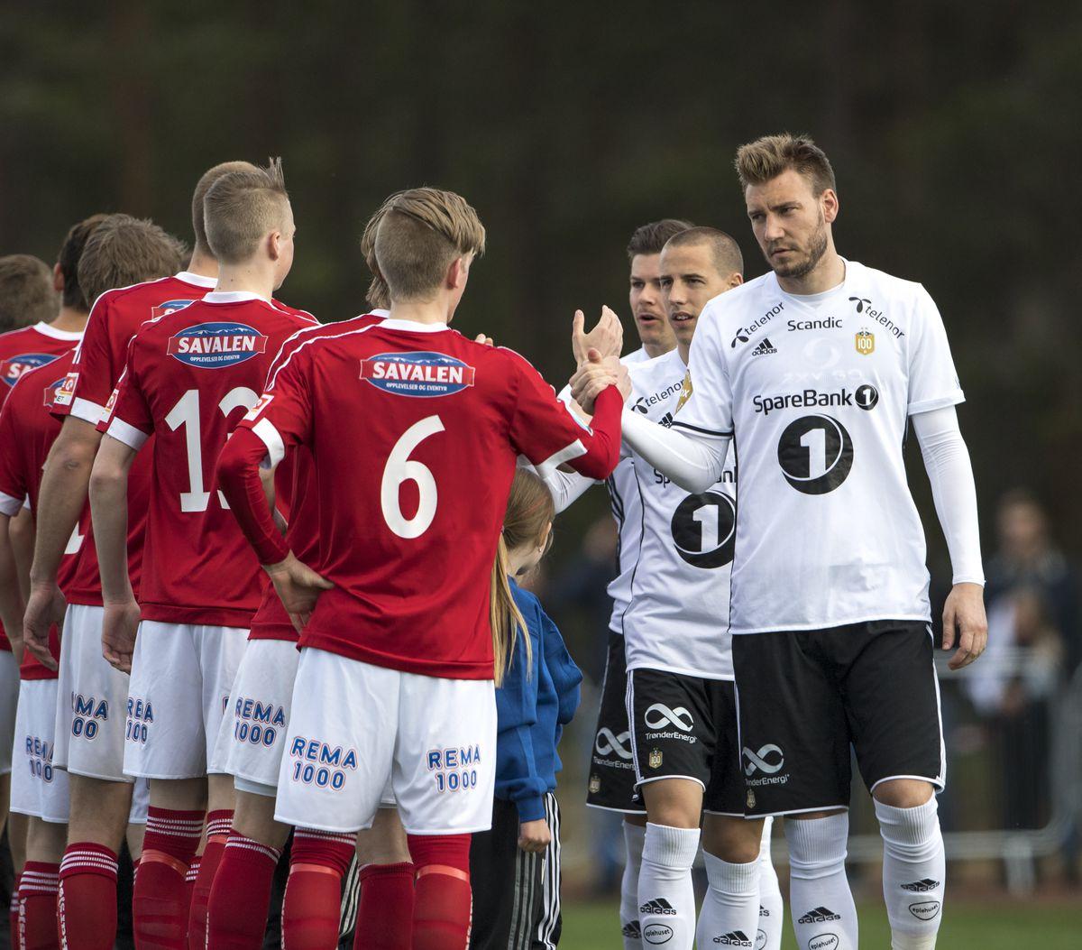 Tynset v Rosenborg - Second Round Norwegian Cup