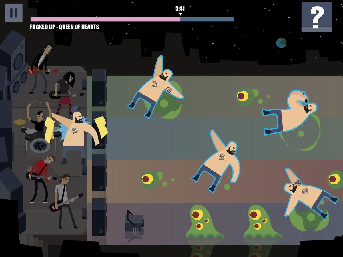 Loud on Planet X screenshot 02 2048