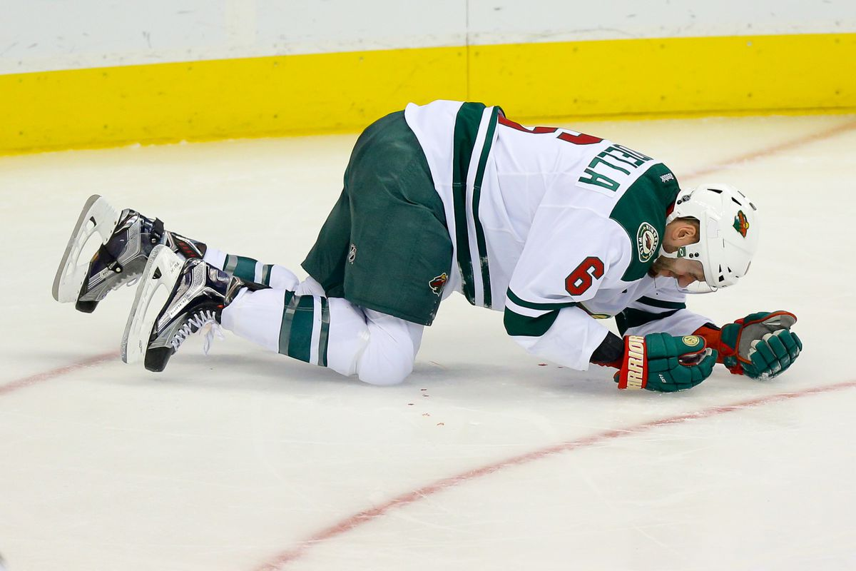 The Wild need to stop the bleeding and go on a winning streak