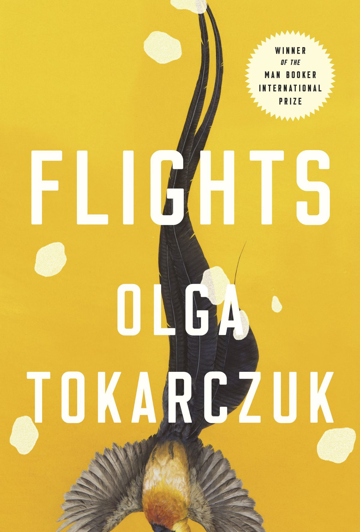 Flights by Olga Tokarczuk, translated by Jennifer Croft