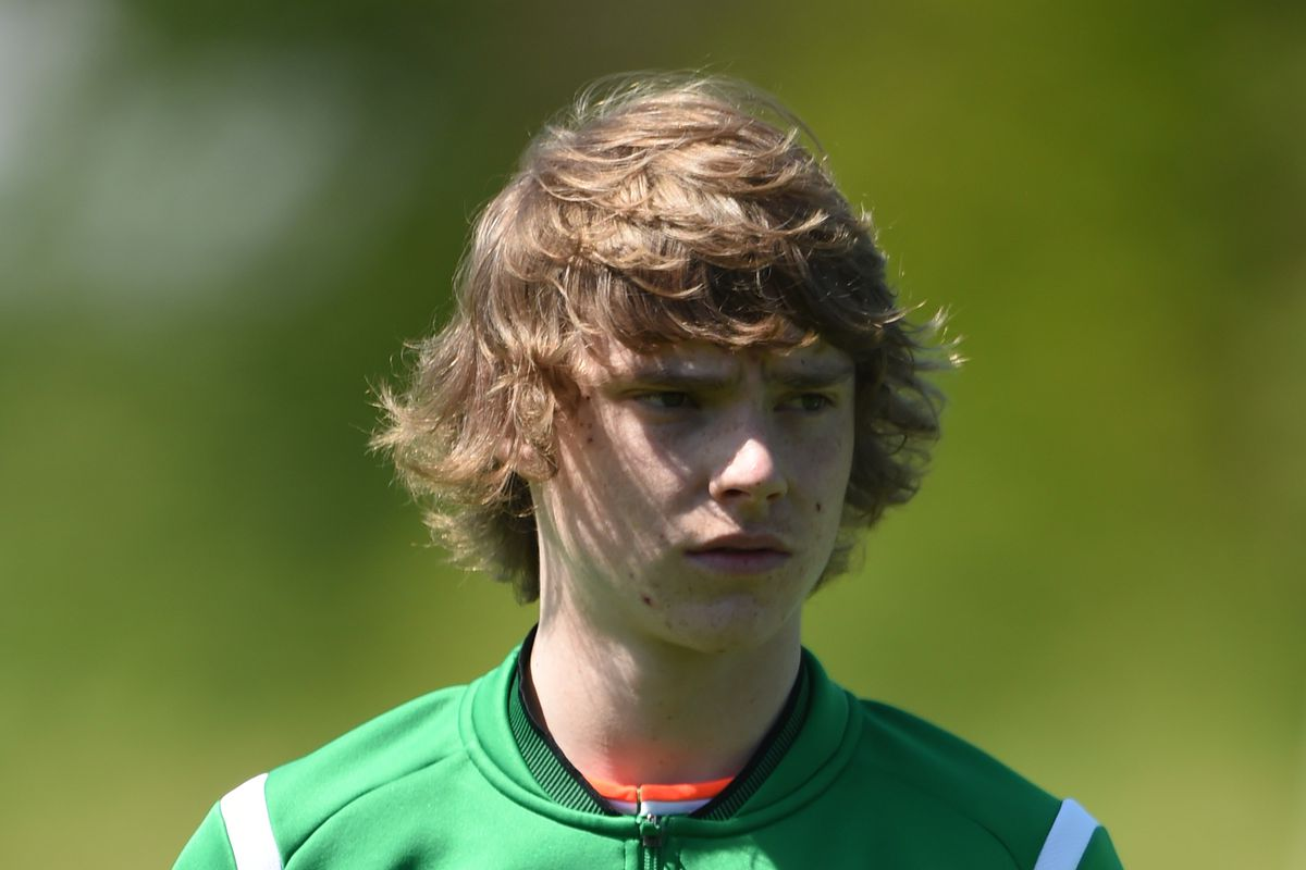 Republic of Ireland v Denmark - UEFA European Under-17 Championship: Group Stage