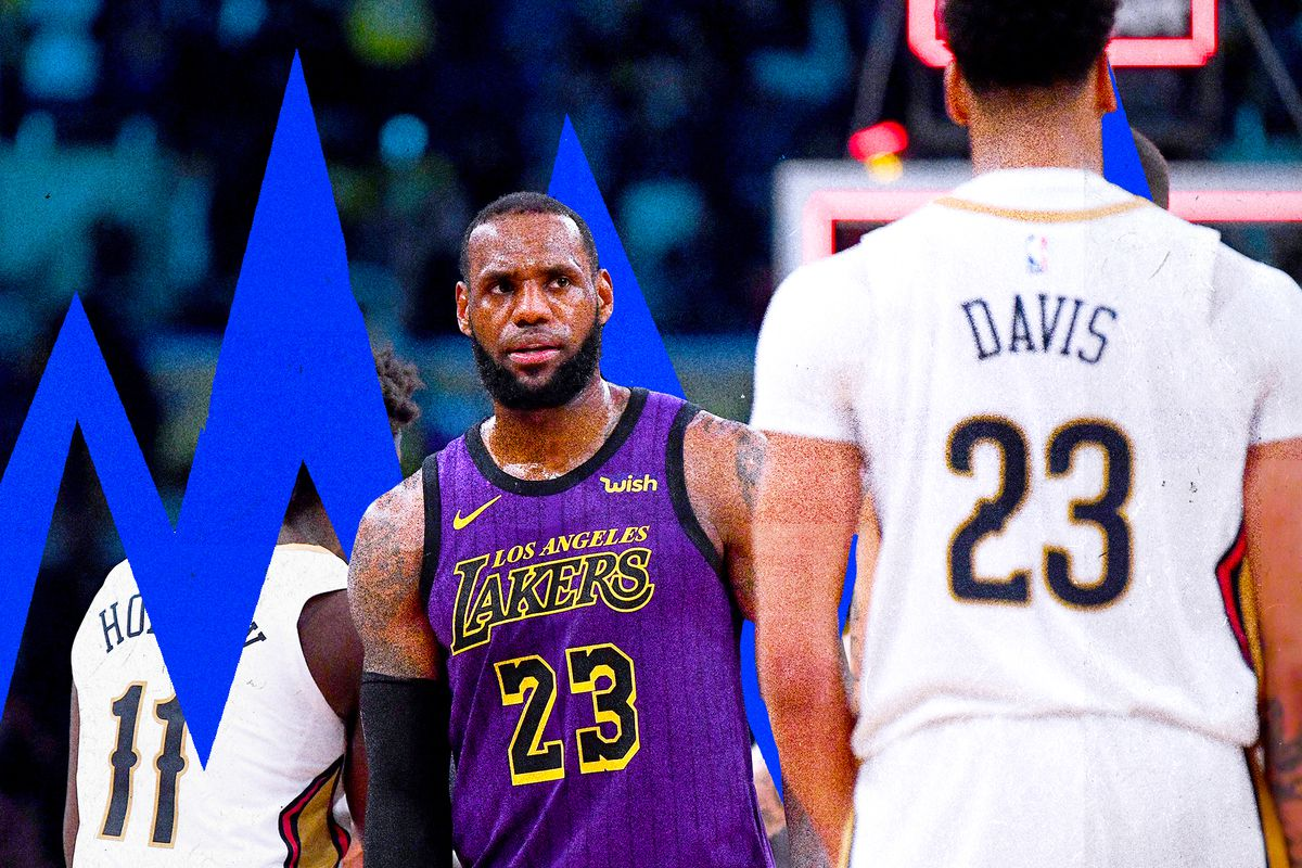 e080a1144 The Lakers have no easy answers after the Anthony Davis non-trade ...