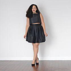 "All images via <a href=""http://girlwithcurves.com/post/98297583017/girl-with-curves-collection"">Girl With Curves</a>."