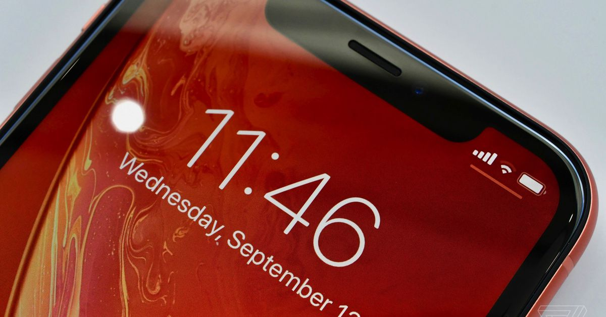 photo image Why the iPhone XR isn't coming out until October