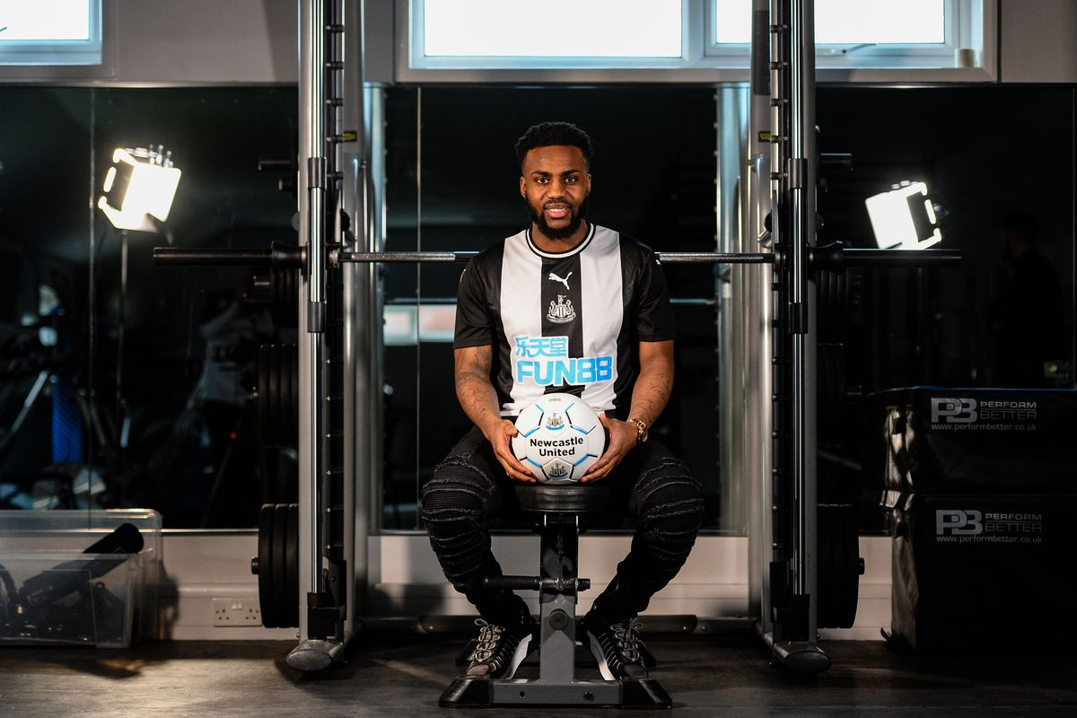 Newcastle United Unveil New Signing Danny Rose