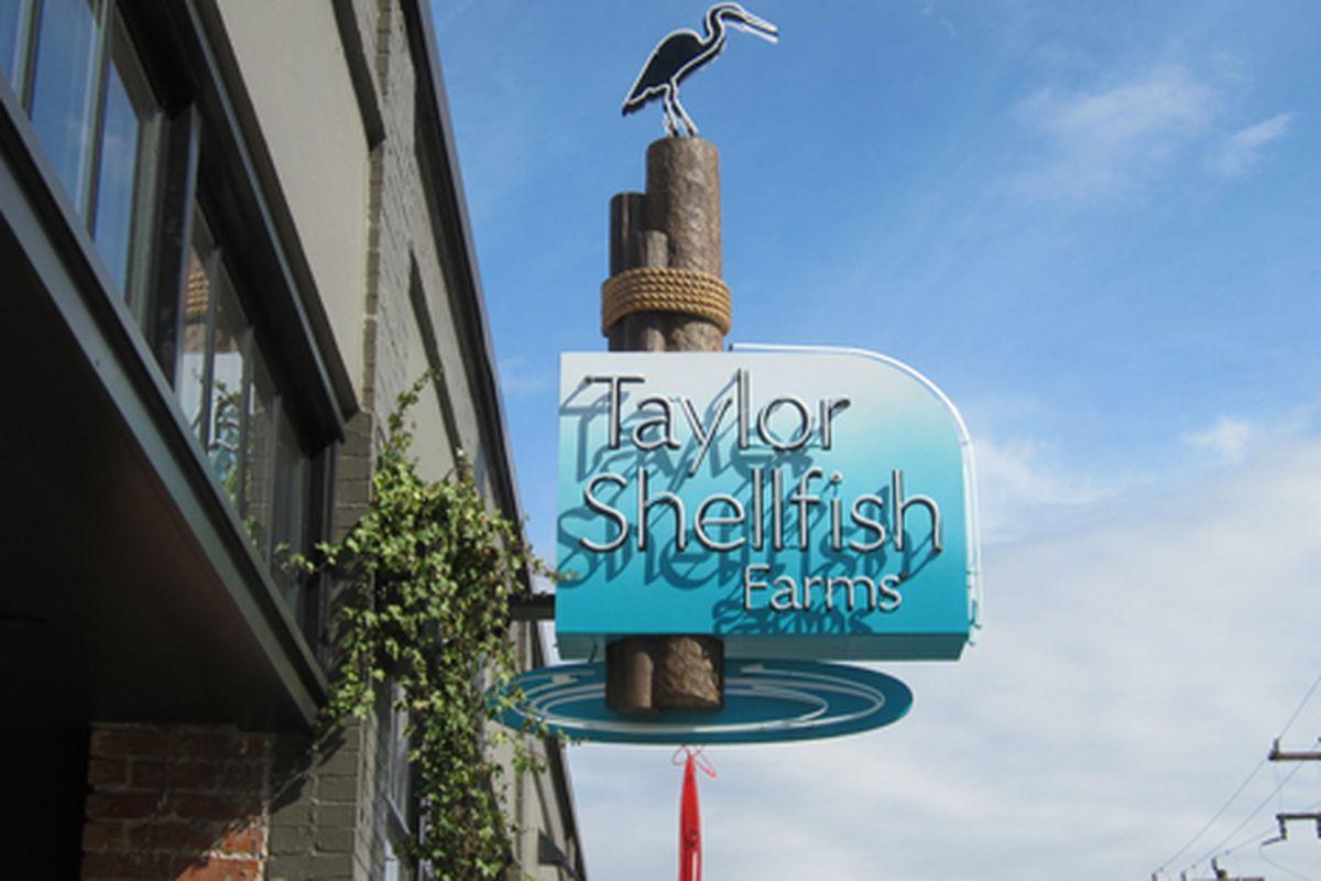 Taylor Shellfish Farms, Capitol Hill