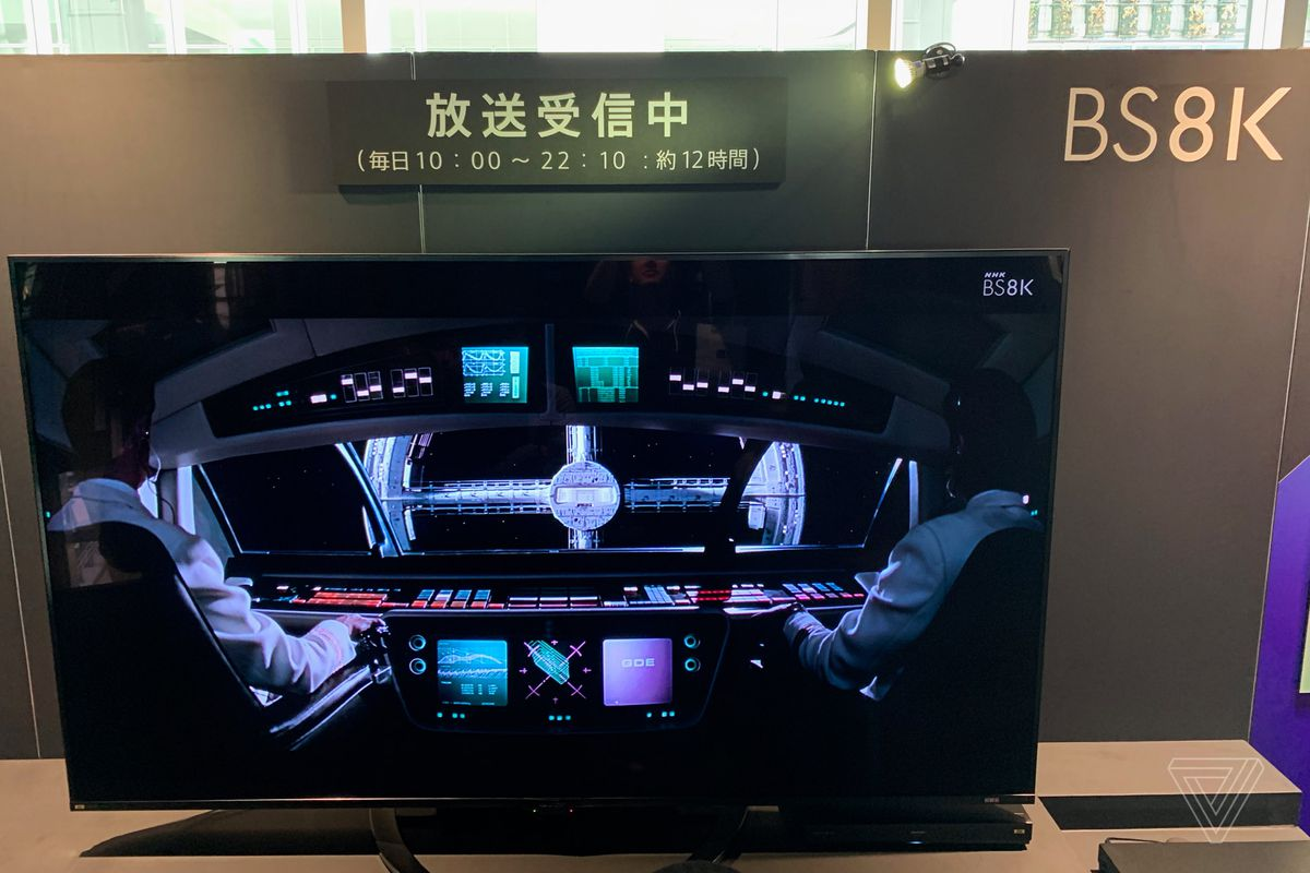 2001: A Space Odyssey's 8K TV broadcast doesn't quite go