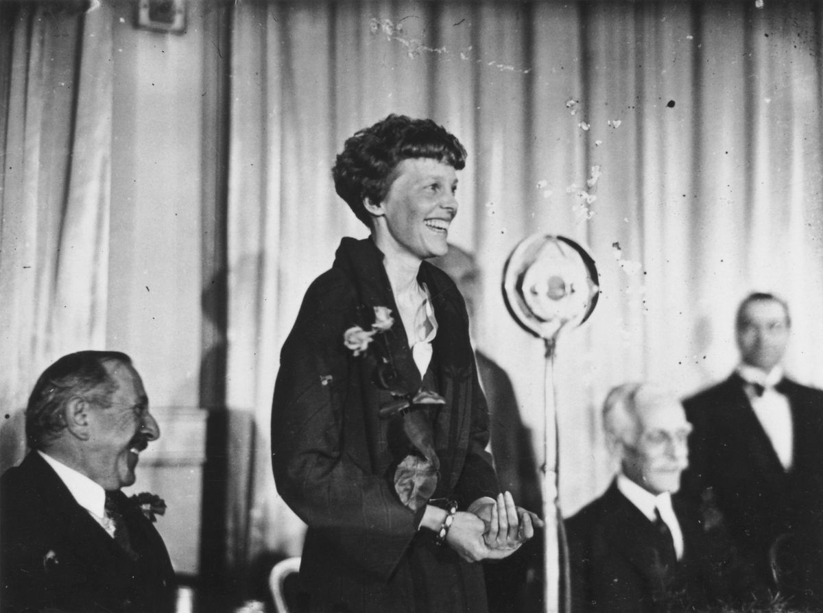 The real reason Amelia Earhart is so famous - Vox