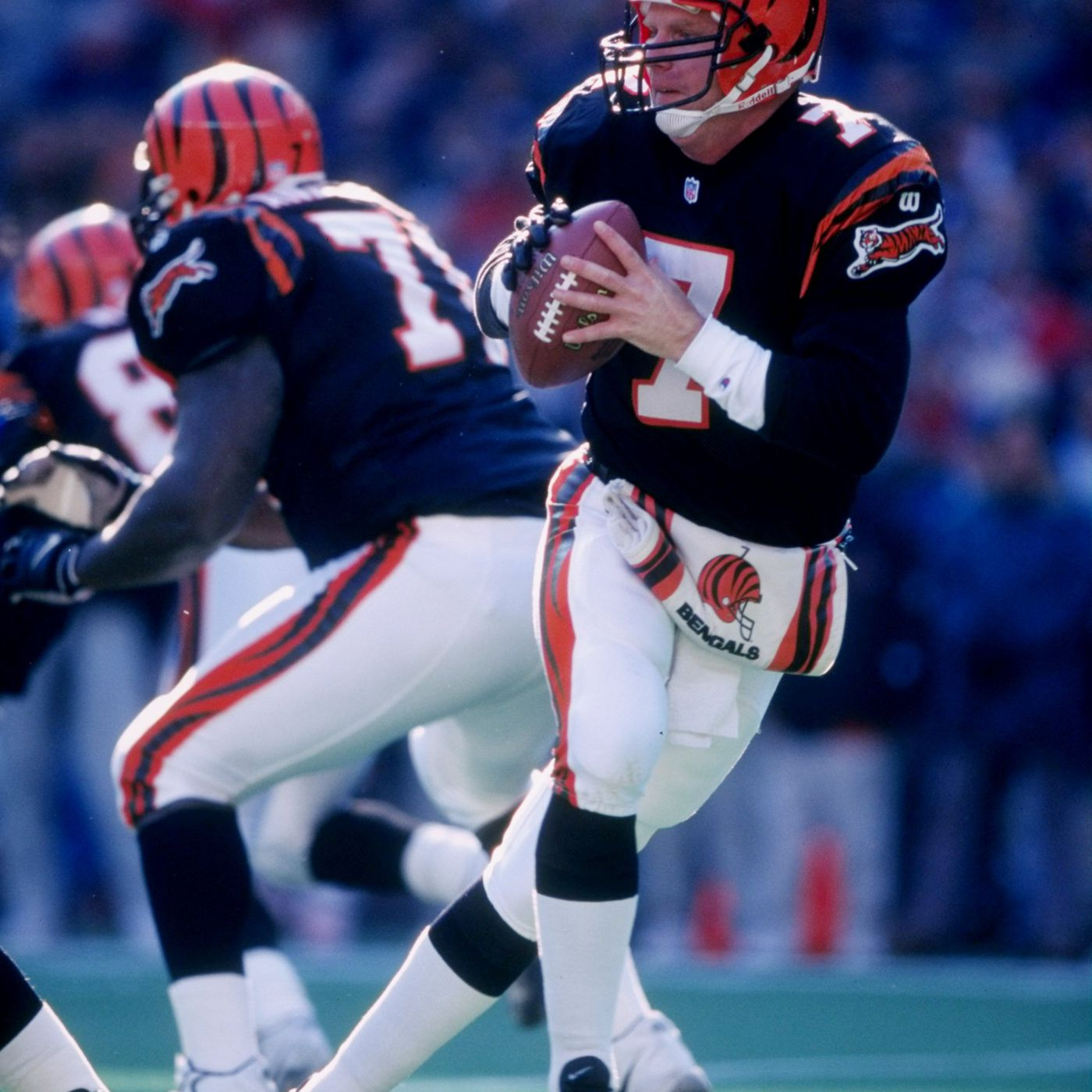 info for 44381 3ec43 Bengals won't be donning throwbacks during NFL's 100th ...
