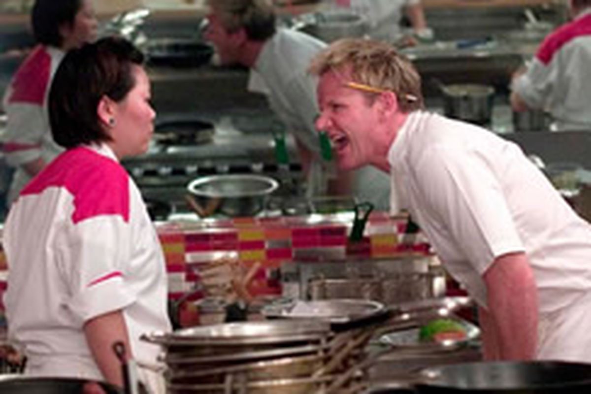 Image result for GORDON RAMSAY YELLING
