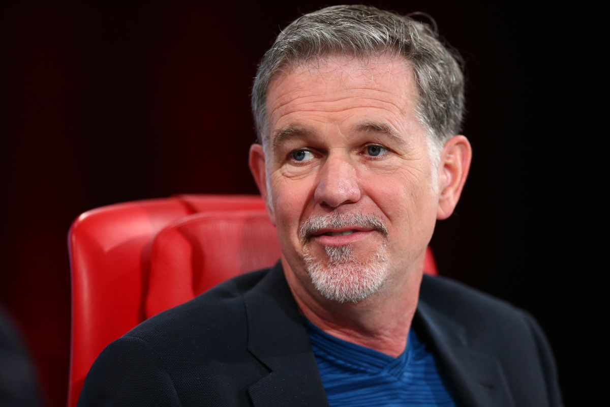 Amazon Is Scary Even To Netflix's Reed Hastings