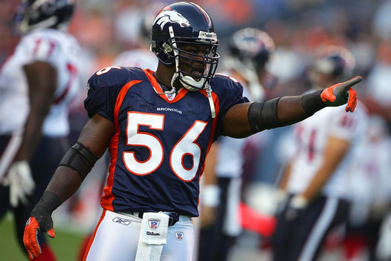 Broncos great Al Wilson is back